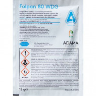 Fungicid Folpan 80 WDG (5 kg), Adama