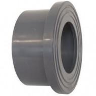Gat flansa PVC 25 irigatii din plastic de calitate superioara, Palaplast
