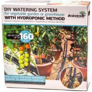 Kit irigare prin picurare pentru 160 plante, Agrodrip & Eurodrip Irigatii