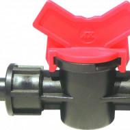 Minivana Tub picurare Ø16 Dubla Strangere + Garnitura irigatii din plastic de calitate superioara, Palaplast