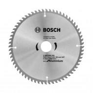 Panza de ferastrau circular Eco for Aluminium 210x2.4/1.8x30 64T