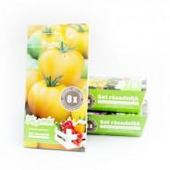 Set rasadnita medie - Tomate galbene, Colectia City Garden