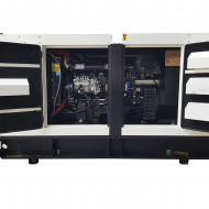 Tide Power TC113C-T Generator insonorizat diesel trifazat, 113kVA, 162A, 1500 rpm cu automatizare