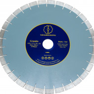 Tudee 400x50x10mm, Disc diamantat debitare granit, Dialix, supreme