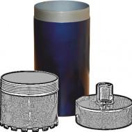 Tudee SCT252 tub carota 252mm
