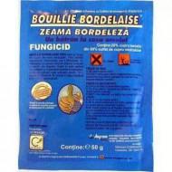 Zeama Bordeleza este un fungicid cupric (50 grame), CerexAgri