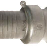 "Adaptor tata 38x1 1/2"" irigatii din plastic de calitate superioara, Palaplast"