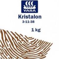 Fertilizant foliar si radicular Kristalon Maro (NPK 3-11-38) (500 grame), Yara