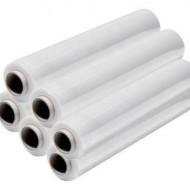 Folie stretch pentru paletizare manuala /UV/19mic/232m- 1 rola, polietilena de calitate superioara, Vatan Plastik