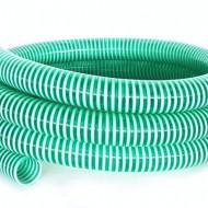 Furtun absorbtie (aspiratie), insertie PVC pentru pompa, motopompa, 75mm