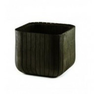 GHIVECI IMITARIE LEMN CUBE PLANTER M, Keter