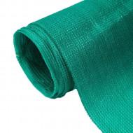 Plasa umbrire 40%, latime 12 m, lungime 50 m, din plastic de calitate superioara, Thrace Nonwovens & Geosynthetics