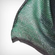 Plasa umbrire verde HDPE UV 80%, latime 1,7 m, lungime 10 m