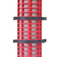 "Rezerva sita""HYDRO""2"" 120 mesh-rosu irigatii din plastic de calitate superioara, Palaplast"