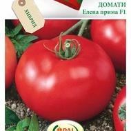Rosii Elena Prima F1 - 5 gr - Seminte tomate determinate semitimpurii