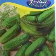 Seminte castraveti cornison Barbara F1 (2 gr), semitimpurii, Kertimag