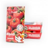 Set răsadniță medie - Tomate Amalia, Colectia City Garden