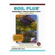 Soil Plus 100 g - Ingrasamant natural solid pentru toate plantele verzi de la BV Olanda