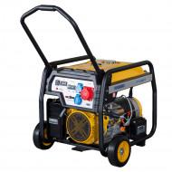 Stager FD 10000E3 generator open-frame 8kW, trifazat, benzina, pornire electrica