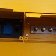 Stager YDY165S3 Generator insonorizat diesel trifazat 150kVA, 217A, 1500rpm