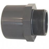 "Adaptor PVC FE 40x50x1 1/2"" irigatii din plastic de calitate superioara, Palaplast"