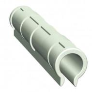 """Clips folie solar 1"""" lungime 15,5 cm irigatii din plastic de calitate superioara, Palaplast"""