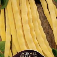 Ecaterina seminte fasole (45 gr) fasole urcatoare cu pastaie lata, galbena, Agrosel