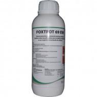 Erbicid selectiv de contact si sistemic Foxtrot 69 EW (1 LITRU), Cheminova