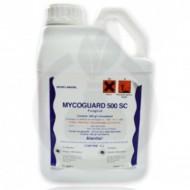 Fungicid de contact cu spectru larg de combatere a bolilor Mycoguard 500SC (5L), Arysta