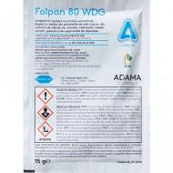 Fungicid Folpan 80 WDG (1 kg), Adama