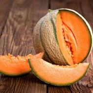 Marianna F1 - 500 sem - Seminte de pepene galben tip Cantalup de forma ovala costat cu miez de culoare portocalie si un gust deosebit cu aroma intensa potrivit pentru cultivarea in camp de la Cora Seeds