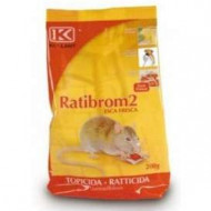 Raticid Ratibrom 2 (200 grame), Kollant