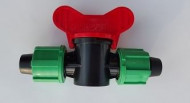 ROBINET LEGATURA DL 16 INSERT irigatii din plastic de calitate superioara, Agrodrip & Eurodrip Irigatii