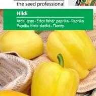 Seminte ardei gras Hildi (15000 seminte), tip blocky, putin alungite, Agrosel