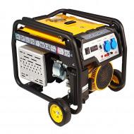 Stager FD 3000E generator open-frame 2.5kW, monofazat, benzina, pornire electrica