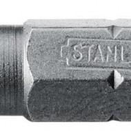 """Stanley 1-68-949 Biti 1/4"""" Pozidriv PZ2 x 25mm - 25 buc"""