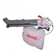 Suflanta/Aspirator electric pentru frunze IBV 2800 E / 2800 W / 45 l, Ikra Mogatec