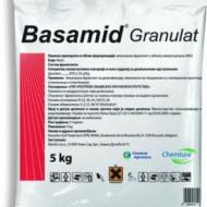 Tratament la sol cu Basamid granule (20 kg), Chemtura