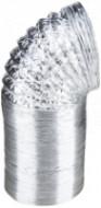Tub Flexibil din Aluminiu Pliabil Texo / D[mm]: 120; L[m]: 2.5