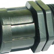 "Conector banda FE 3/4""x17 irigatii din plastic de calitate superioara, Palaplast"