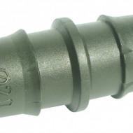 "Conector Tub ""V"" Ø16 x Ø16 irigatii din plastic de calitate superioara, Palaplast"