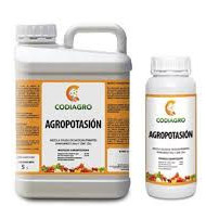 Fertilizant Agropotasion (250 ml), sursa curata de potasiu, Codiagro