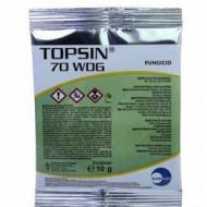 Fungicid sistemic cu actiune curativa si protectiva Topsin 70 WDG (10 GRAME), Sumi Agro