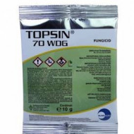 Fungicid sistemic Topsin 70 WDG (1 kg), cu actiune curativa si protectiva, Sumi Agro