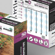 Kit irigare prin picurare pentru 50 mp, Agrodrip & Eurodrip Irigatii