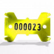 Placute de marcare Signumat Typ 01 GES - WE