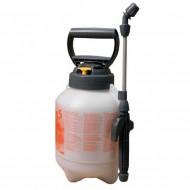Pompa manuala de stropit Arlequin cu presiune - 4,8 litri