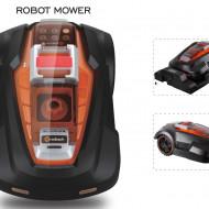 Redback RM24A(4Ah) Robot automat tuns gazon, 24V, 4AH, 240mm, 25-65mm
