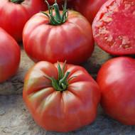 Rozov Gigant (150 seminte) tomate roze gigant soi traditional bulgaresc, gust si aroma deosebite, Agrara