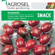 Sandy Belle (150 seminte) rosii cherry maro pentru cultivare in ghiveci, Agrosel